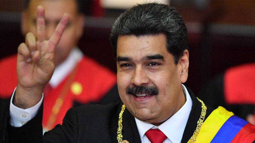 """""""VIDEO   Maduro y coronavirus:"""