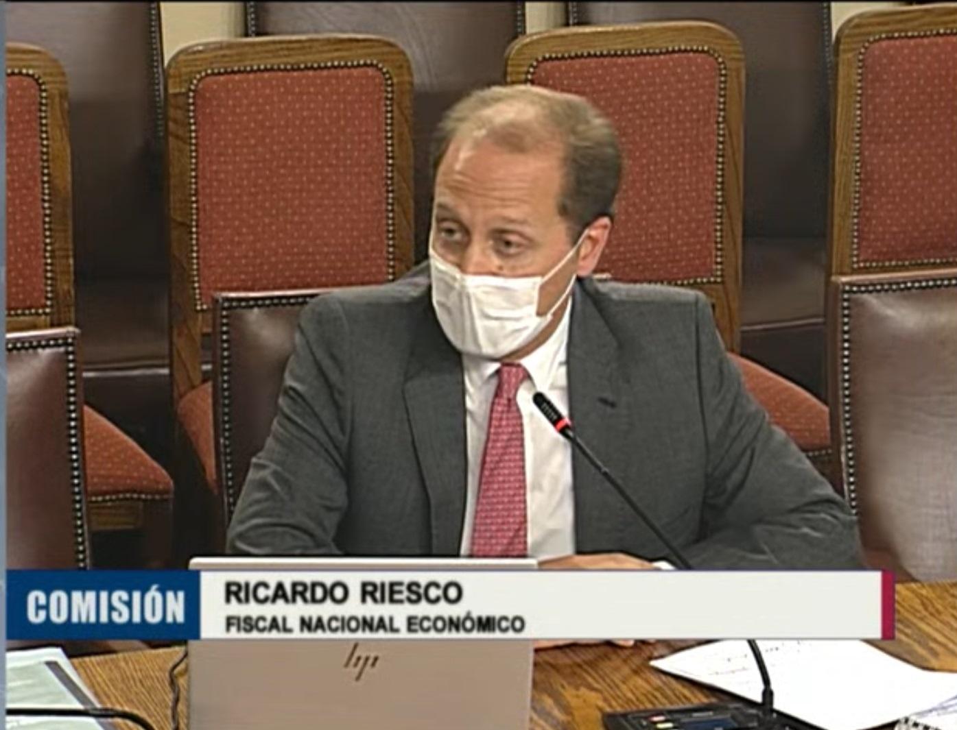 """""""FNE rechaza traspasar investigaciones por colusión al Ministerio Público"""""""