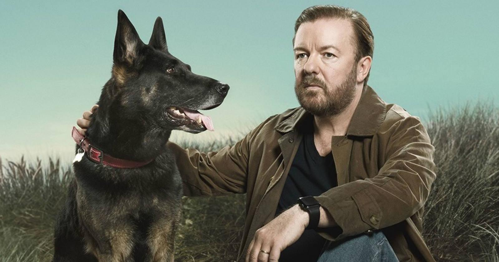 After Life: Ricky Gervais trae su humor negro y cómo seguir adelante tras la muerte de un ser querido