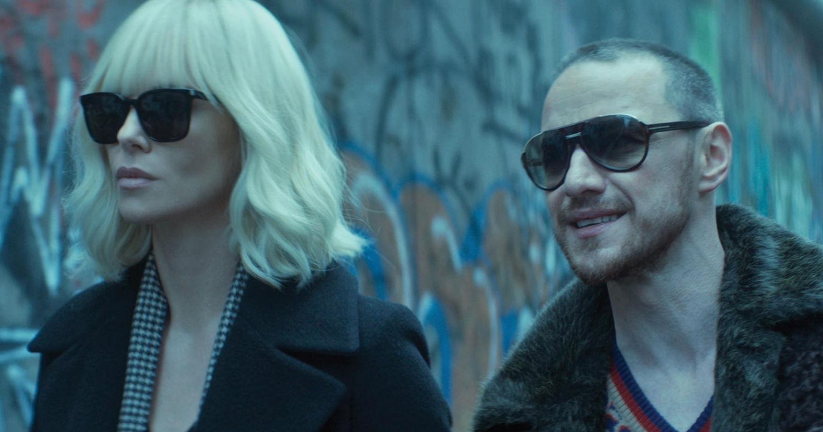 Charlize Theron aterriza en Netflix convertida en una espía en Atomic Blonde