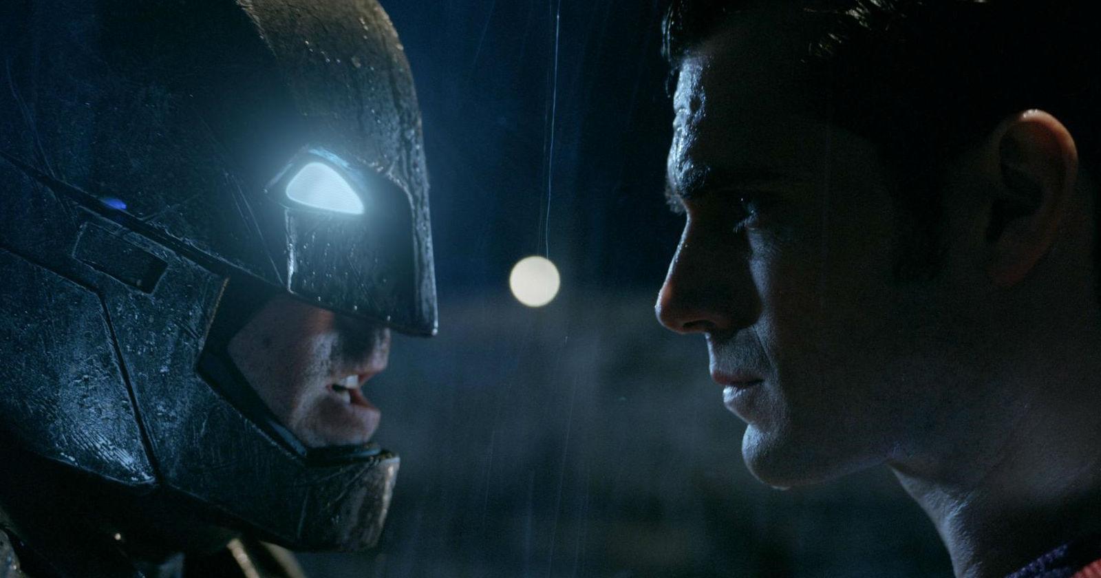 El duelo entre Batman y Superman llega a Netflix