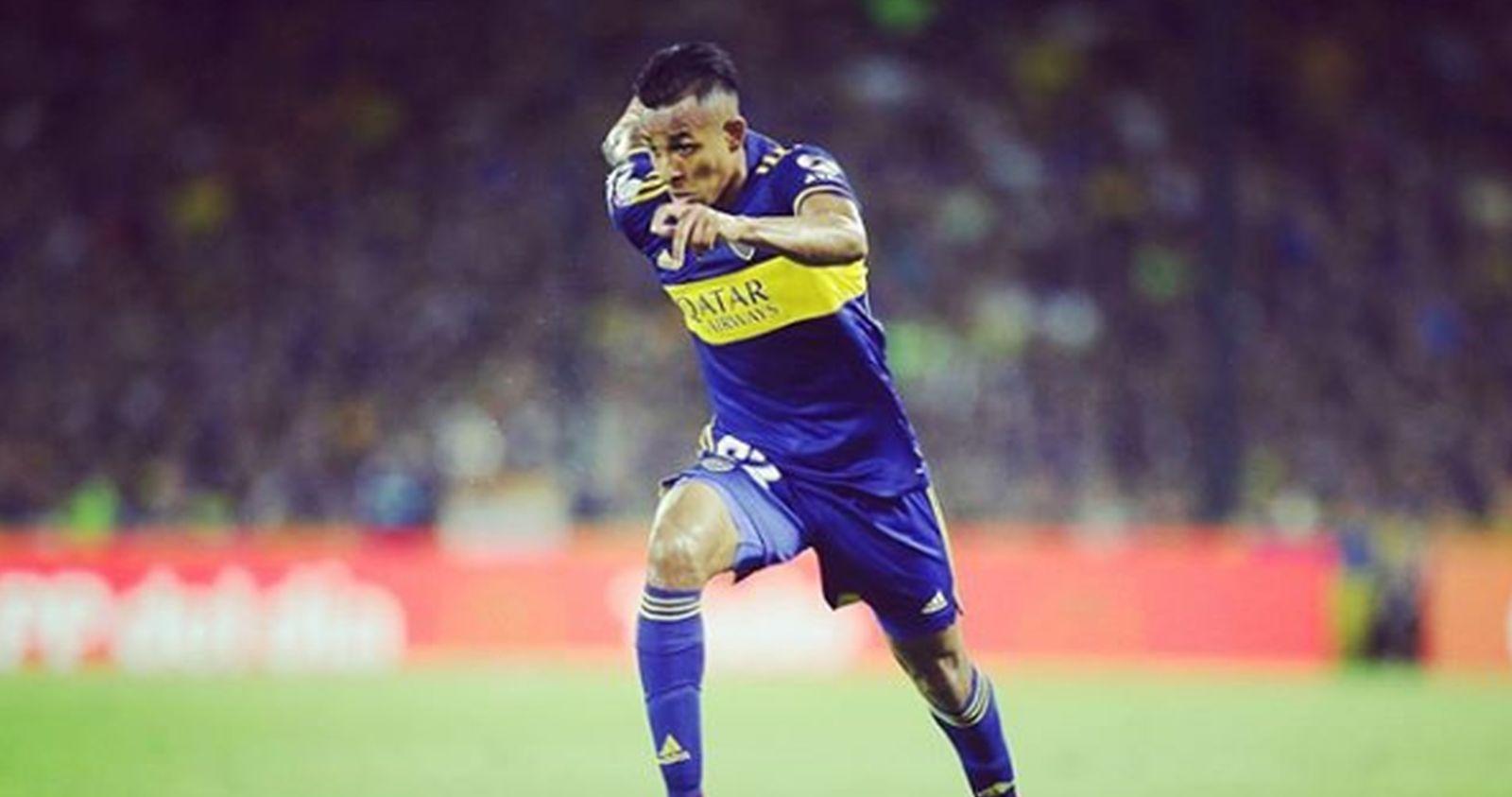 Jugador de Boca Juniors fue denunciado por golpear a su novia