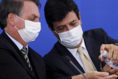 Efecto del coronavirus en Brasil: popularidad de Jair Bolsonaro en caída libre