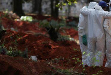 Brasil: así preparan el cementerio más grande de Latinoamérica para enterrar a los muertos por coronavirus
