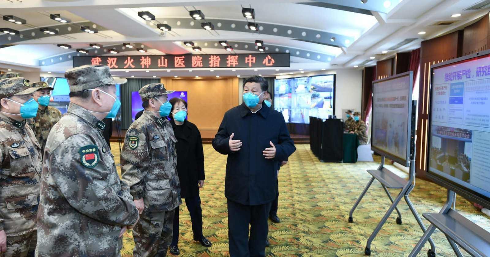 Rebrote de coronavirus en China: ponen en cuarentena a 600 mil personas