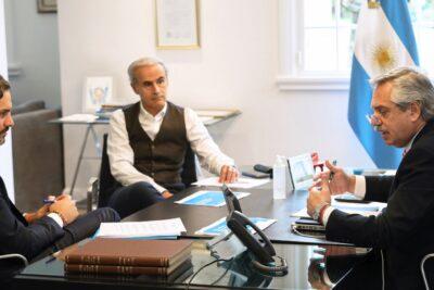 Piñera y Alberto Fernández conversan 45 minutos tras polémica por videoconferencia con la oposición