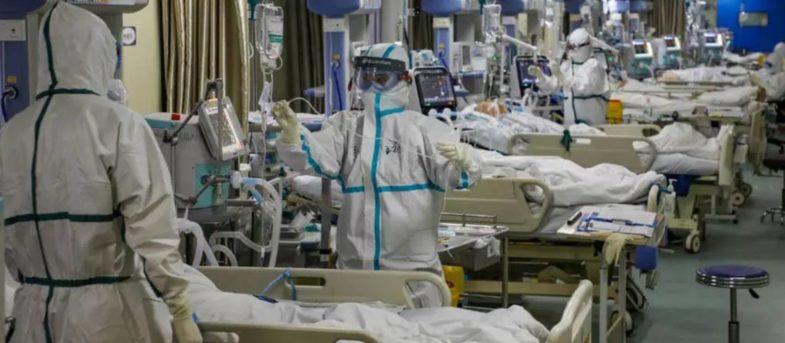 Inteligencia de Estados Unidos asegura que China ocultó muertes por coronavirus