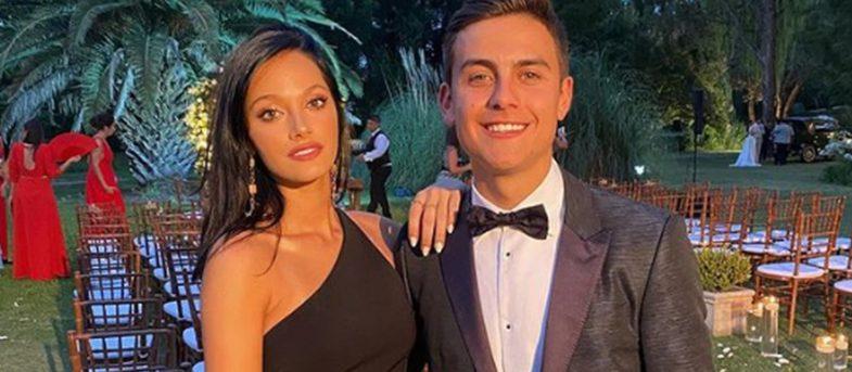 Paulo Dybala y su novia Oriana Sabatini vuelven a dar positivo en el test de coronavirus