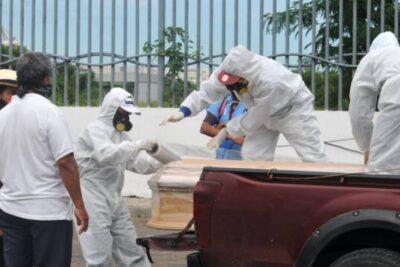 Ecuador: gobierno confirma casi 7 mil muertes por coronavirus en dos semanas
