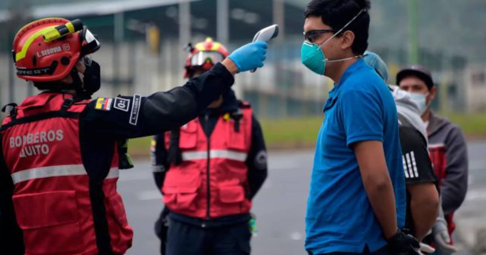 Ecuador: contagiados superan los 10 mil y 86 médicos han fallecidopor coronavirus