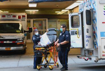 Estados Unidos supera los 200 mil contagiados por coronavirus
