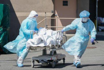 Dramático registro en Estados Unidos: 2 mil personas murieron por coronavirus en solo 24 horas