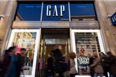 La caída de la tienda Gap en medio de la crisis del coronavirus en Estados Unidos