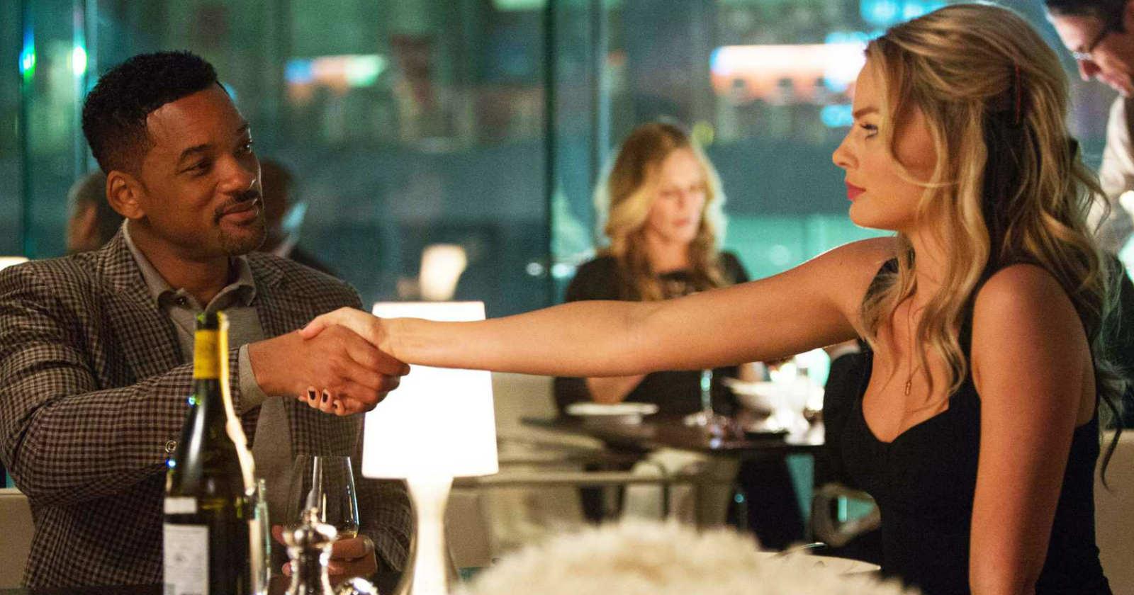 Maestros de la Estafa: Will Smith y Margot Robbie están dentro de lo más popular en Netflix