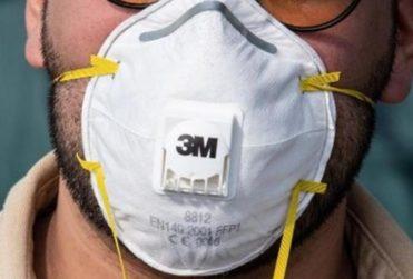 Donald Trump prohíbe a 3M que exporte mascarillas a Latinoamérica