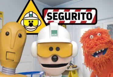 La serie 'Segurito' llega a la televisión abierta con consejos para prevenir el coronavirus