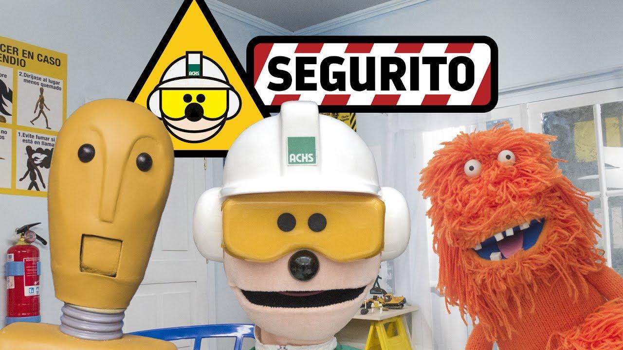 """""""La serie 'Segurito' llega a la televisión abierta con consejos para prevenir el coronavirus"""""""