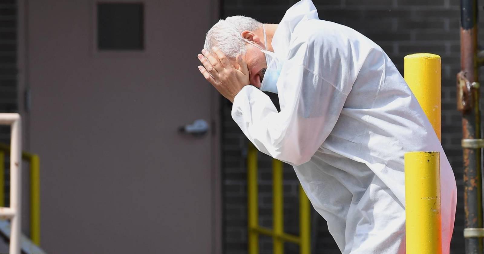 """""""Jefa de urgencias de hospital en Nueva York se suicidó agobiada por los efectos de la pandemia"""""""