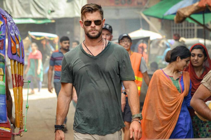 Misión de Rescate: Chris Hemsworth deja de lado a Thor y se convierte en mercenario en nueva película de Netflix