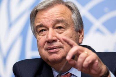 """Secretario general de la ONU responde a Trump por suspender fondos a la OMS: """"No es el momento"""""""