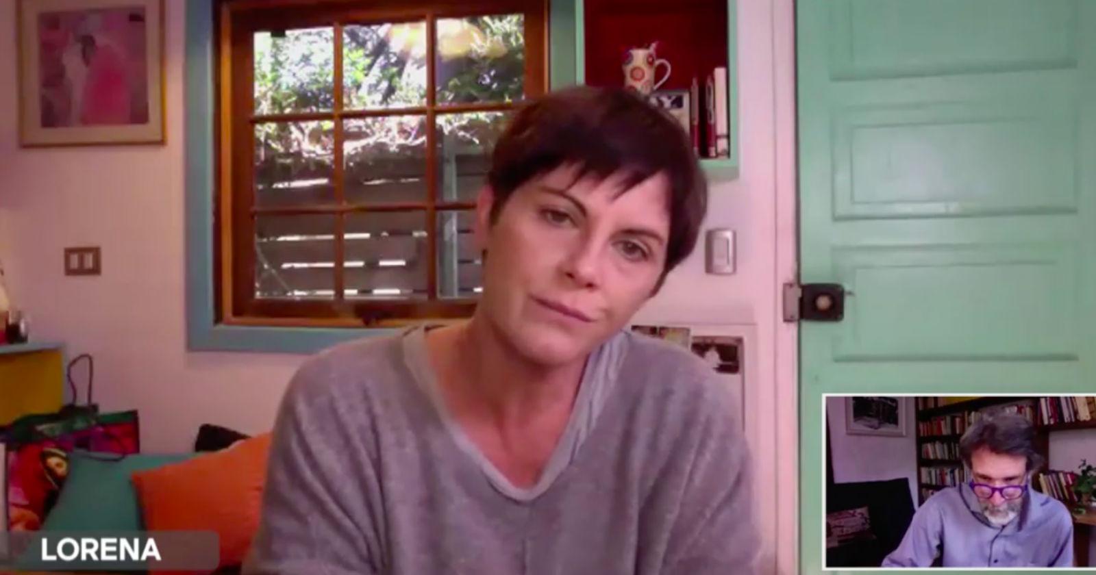Paola Volpato desmenuza nuevo personaje de enfermera en tiempos de coronavirus