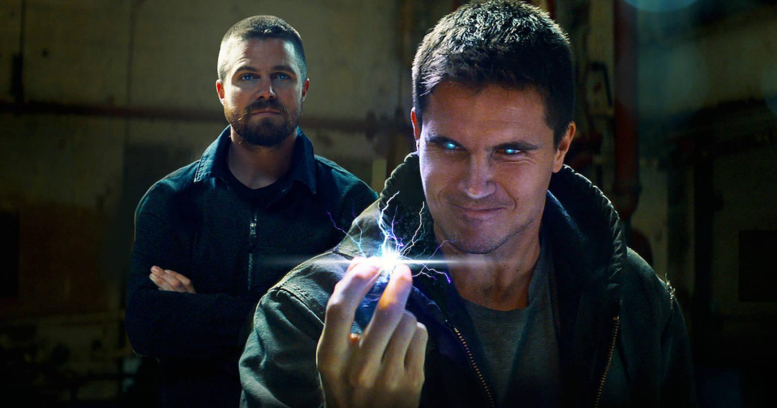 Code 8: el cortometraje que se transformó en película debutó en Netflix