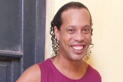 Ronaldinho dejará la cárcel en Paraguay tras pago de millonaria fianza