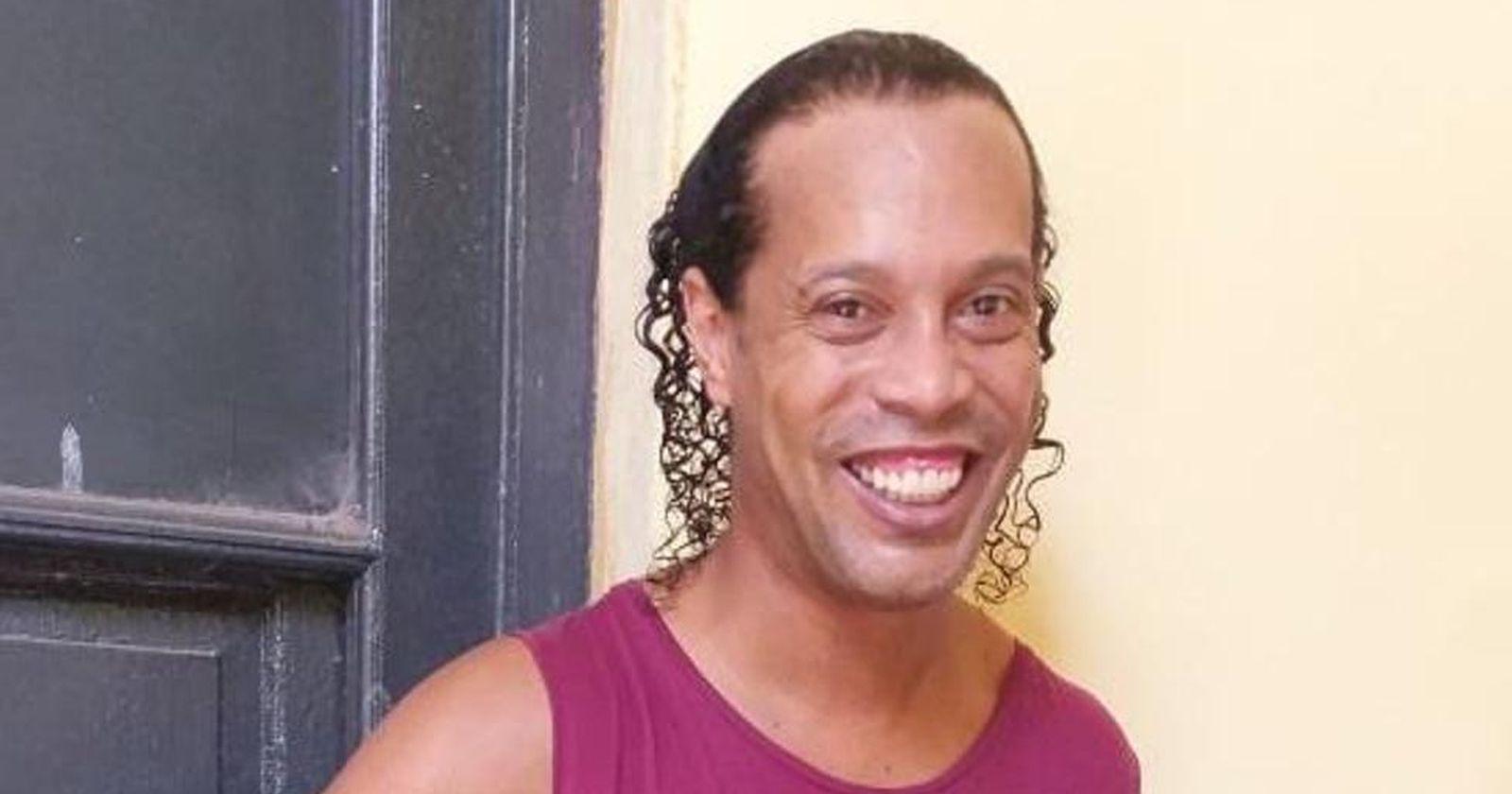 """Ronaldinho tras su paso por la cárcel: """"Nunca imaginé que pasaría por una situación así"""""""