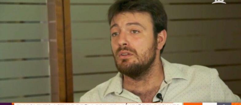 Entrevista a Sebastián Izquierdo en T13 fue lo más denunciado al CNTV en marzo