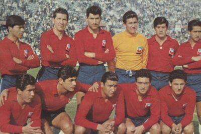 La cartelera de partidos del Mundial de 1962 que transmitirá el CDF