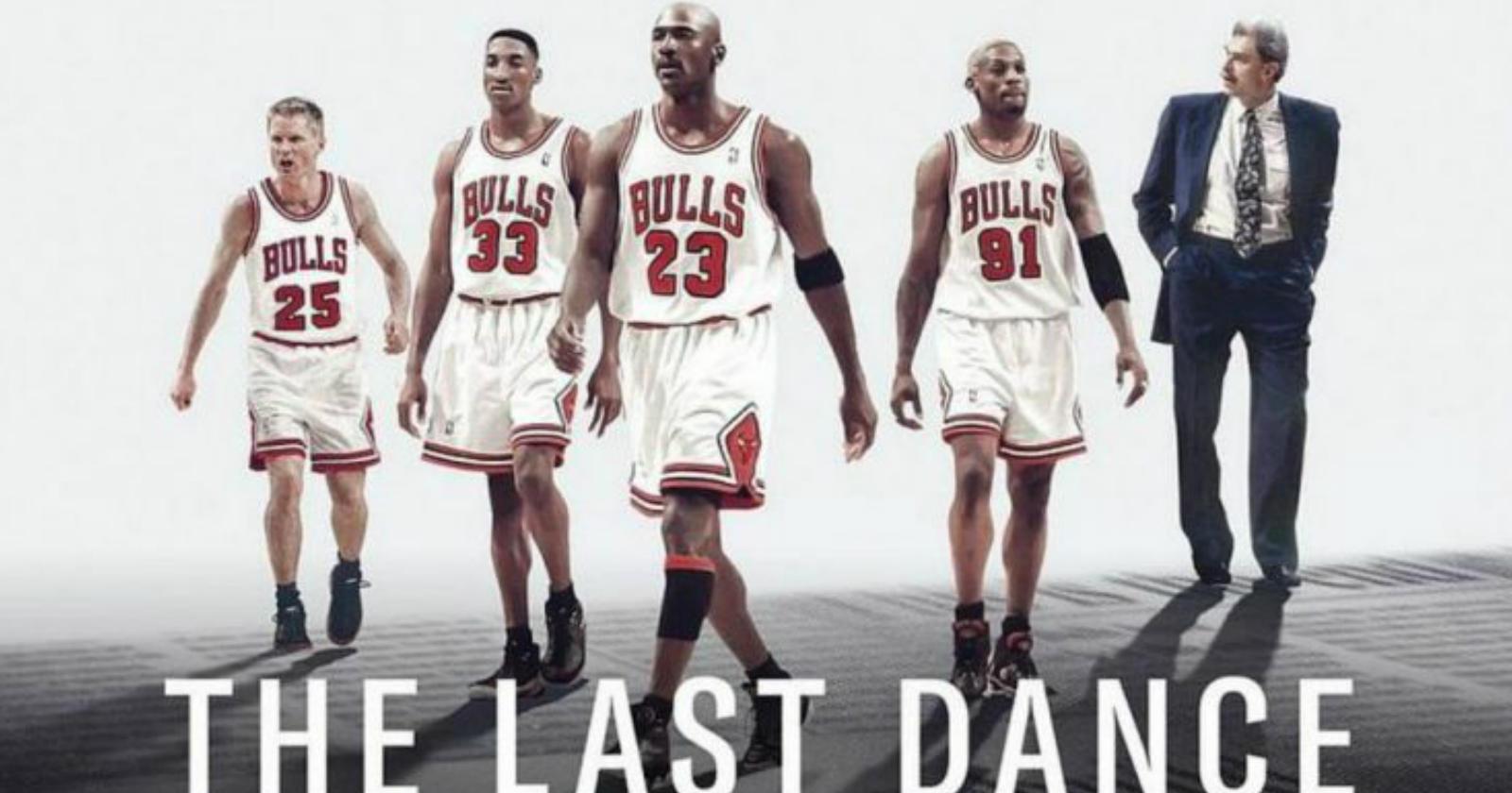 The Last Dance: una historia de deporte imperdible para cualquiera