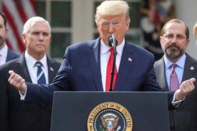 """""""Se vienen semanas muy dolorosas"""": Casa Blanca estima 240 mil personas muertas en Estados Unidos por coronavirus"""