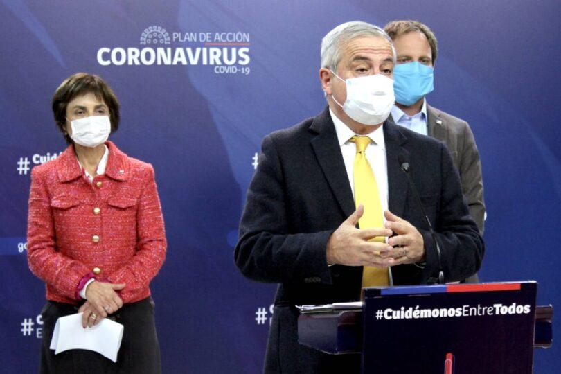 Chile reporta el día con más fallecidos por coronavirus: 22 personas en 24 horas