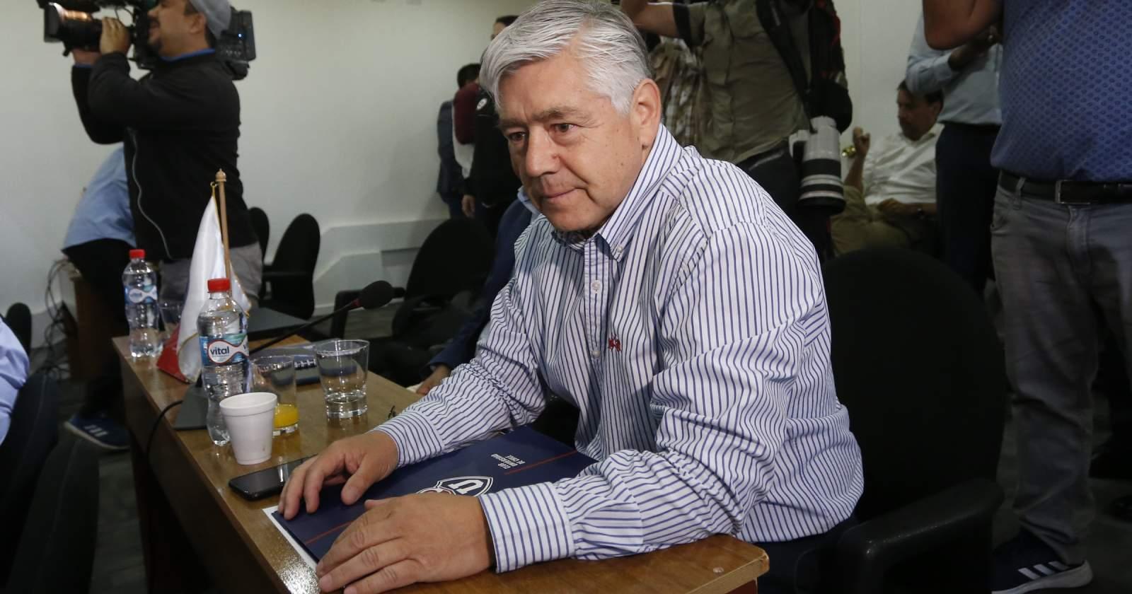 """""""Presidente de Azul Azul y futuro de la ANFP:"""