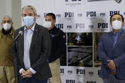 """Gobierno se querella por fiesta clandestina: """"Es un acto criminal"""""""