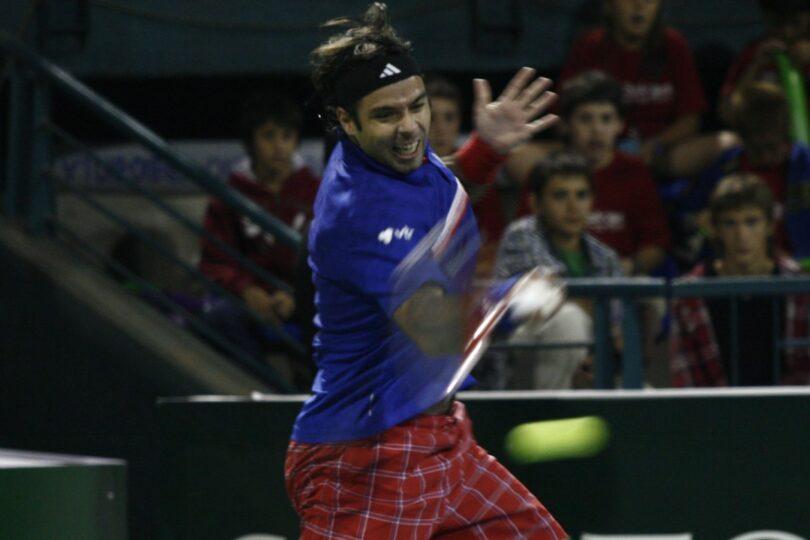 """Federer alabó a Fernando González: """"Una de las mejores derechas de la historia"""""""