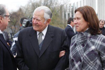 Mariana Aylwin cuestiona uso de figura del ex Presidente por parte del Rechazo