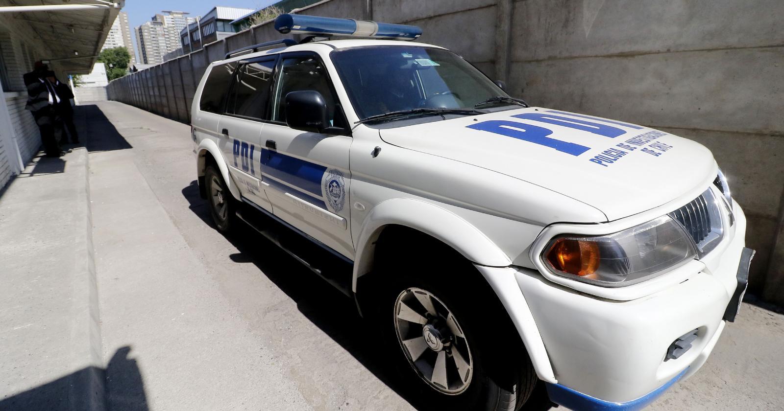 PDI detiene a presunto autor de polémico intento de robo en banco de Independencia