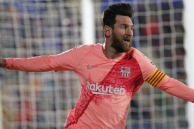 """Lionel Messi: """"Personalmente estoy deseando que vuelvan las competiciones"""""""