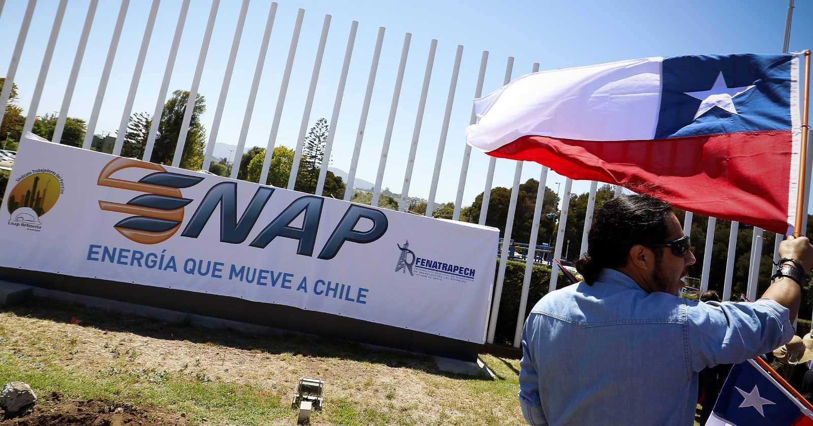 """""""Diputado RN cuestiona pago de bono a ejecutivos y trabajadores en ENAP"""""""