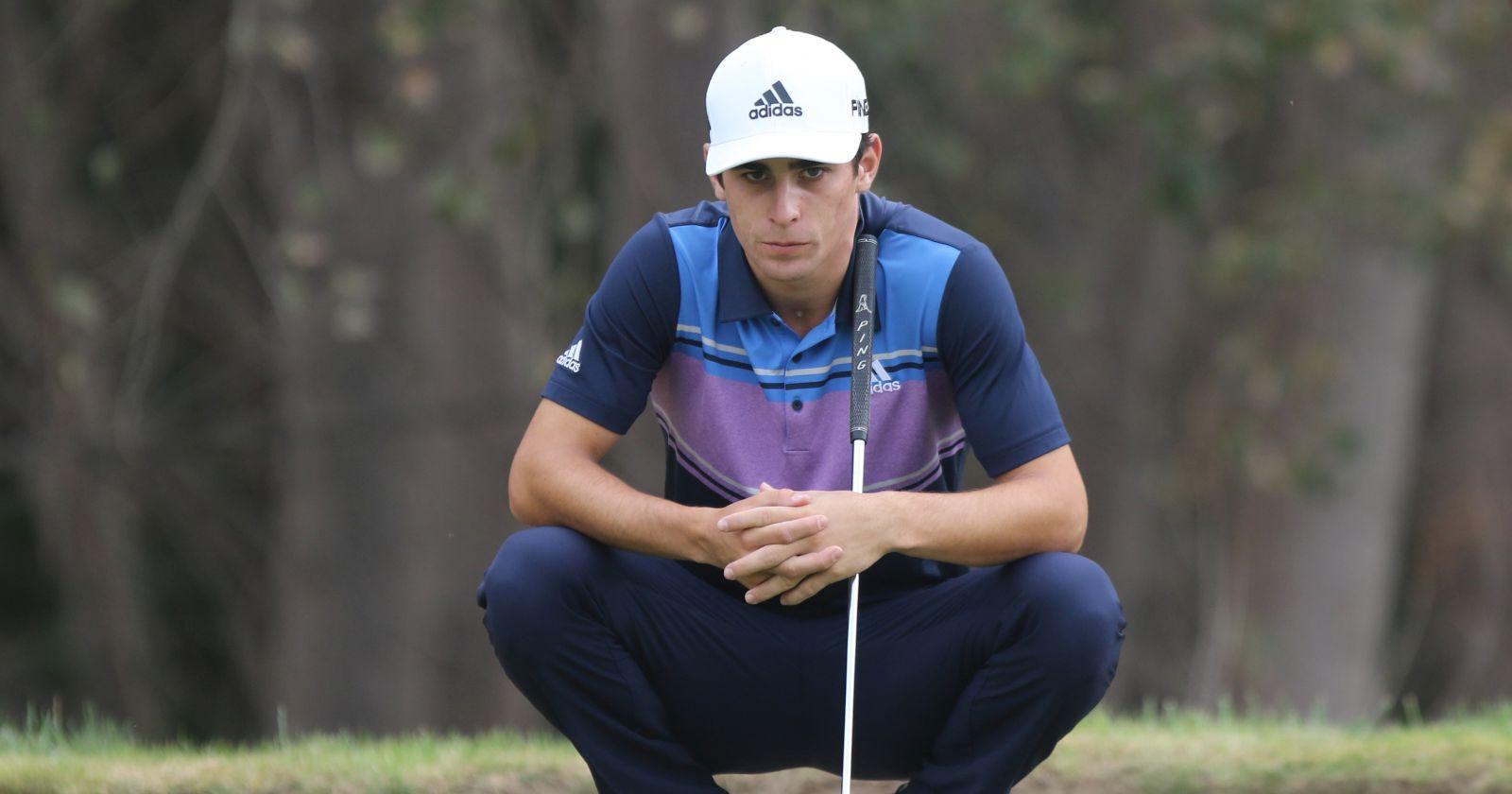 Presidente del Golf reclama por la no postulación de Joaquín Niemann al Premio Nacional del Deporte