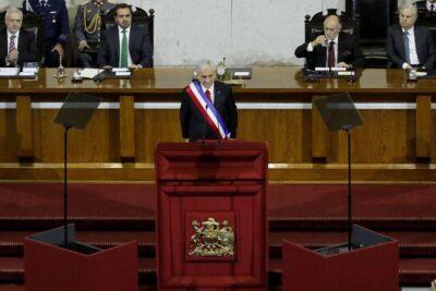 Cuenta Pública Presidencial fue aplazada para el 31 de julio