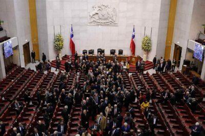 50 invitados, con distancia social y en Valparaíso: Congreso confirma Cuenta Pública del 1 de junio