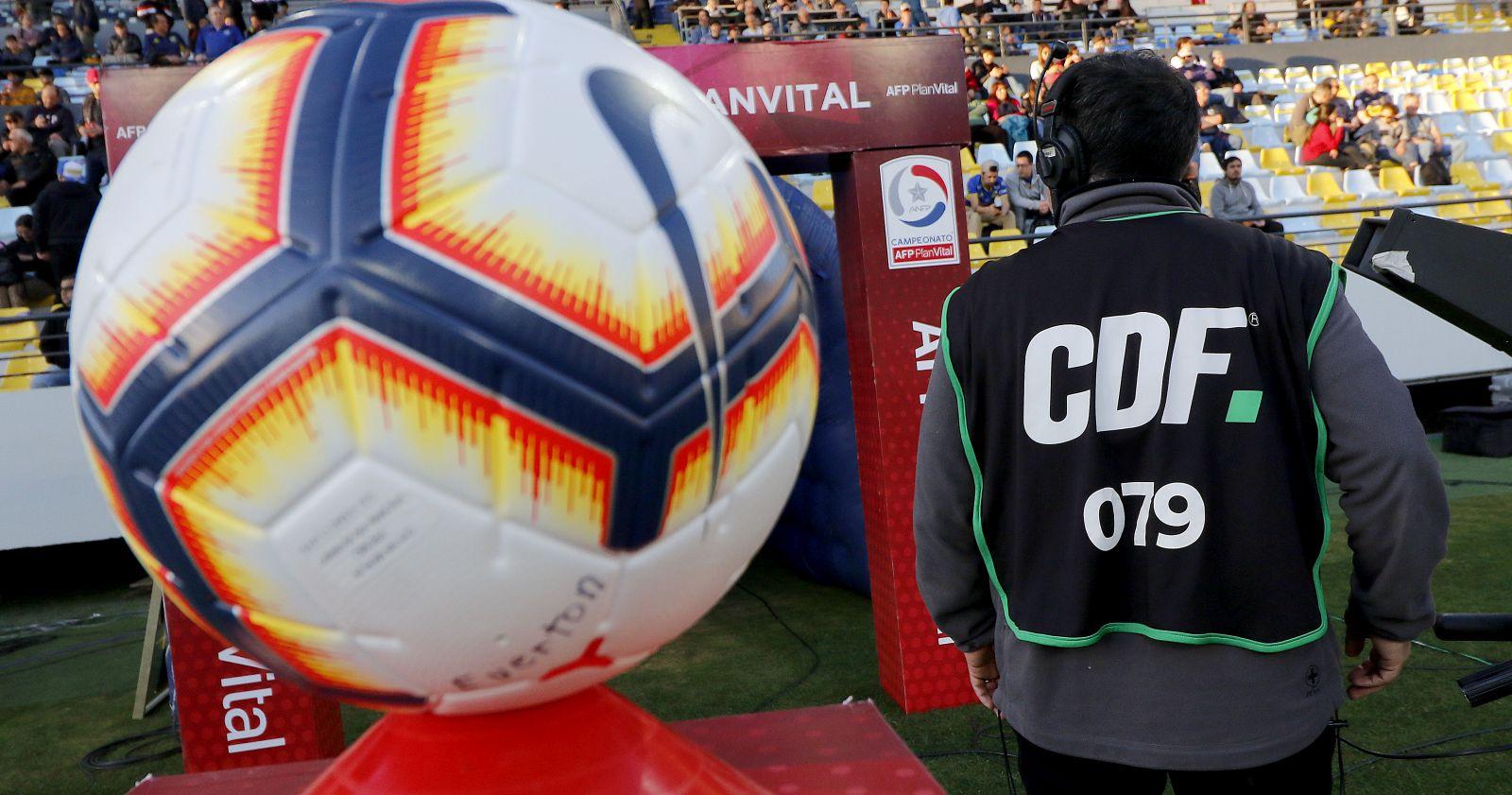 Atraso en el pago de mayo del CDF generó temor en los clubes