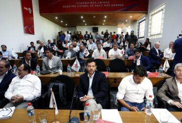 Consejo de presidentes eligió al directorio de transición de la ANFP