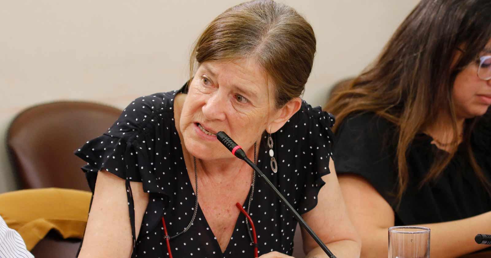Susana Tonda renuncia al Sename con dura carta: