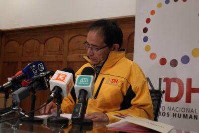 Ex personeros de la Concertación respaldan gestión de Micco en el INDH
