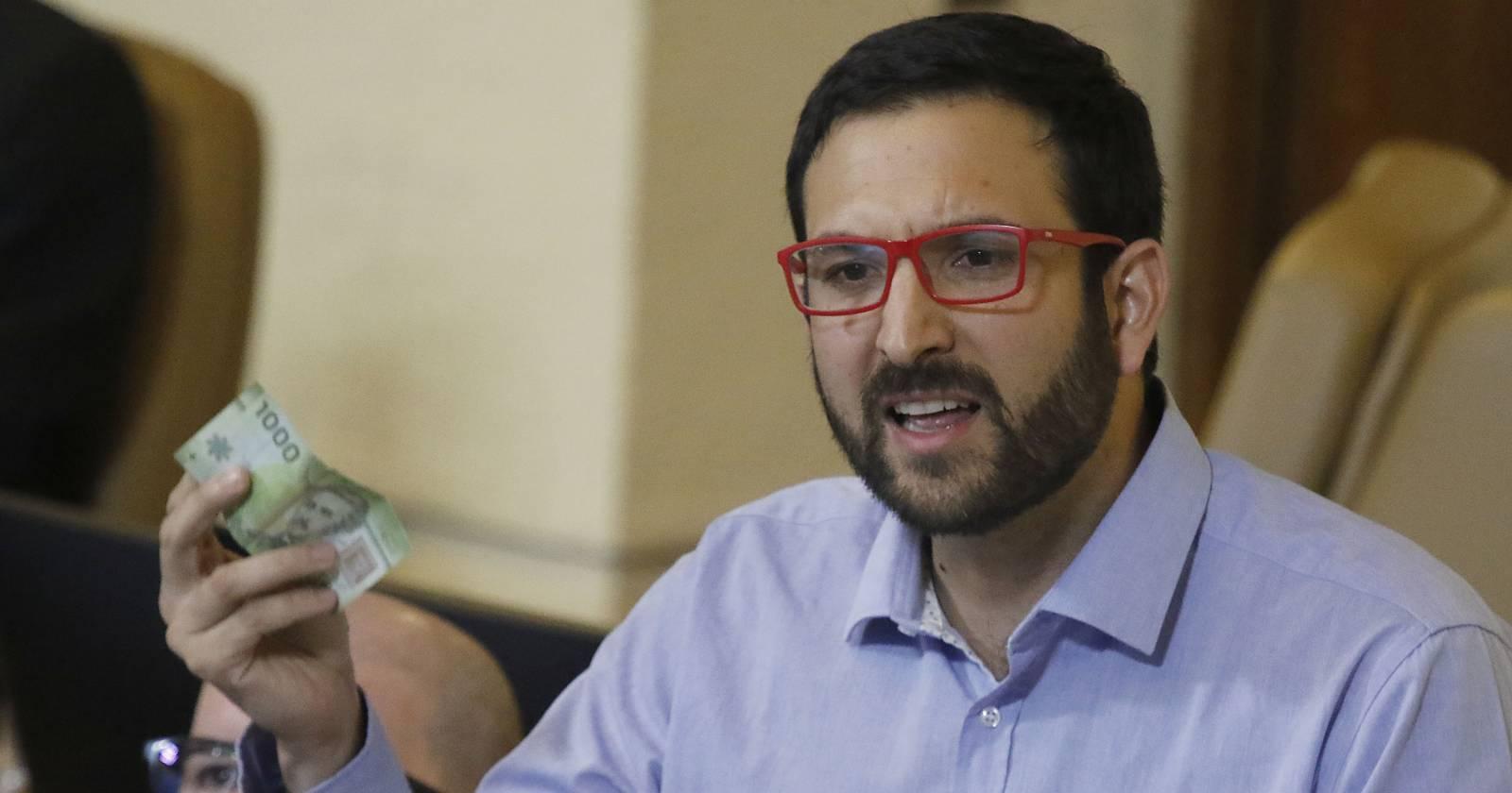El ranking que omitió Diego Ibáñez en la Bancada de Súper Ricos: Miguel Crispi ocupa el lugar 12 en aportes privados a su campaña
