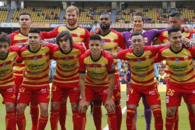 La incertidumbre de cinco jugadores chilenos por el futuro de Monarcas Morelia