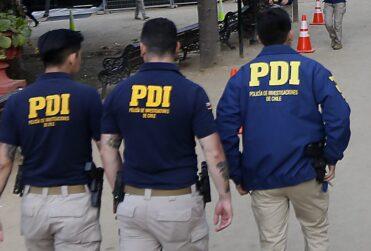 Funcionario de la PDI herido tras intento de saqueo en supermercado de Melipilla